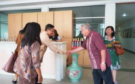 Kunjungan Industri di PT. Industri Jamu Borobudur