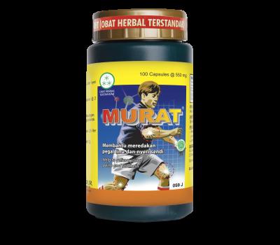 Produk MURAT – Obat Herbal Terstandar