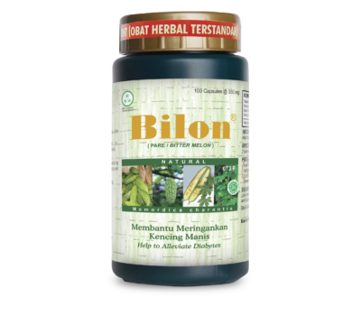 BILON - Efektif untuk Kencing Manis