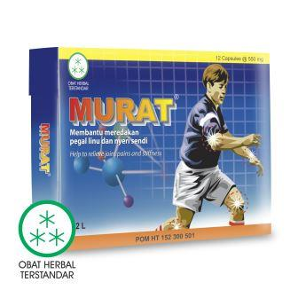 Murat - mengobati asam urat